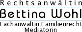 Rechtsanwältin Bettina Wohl